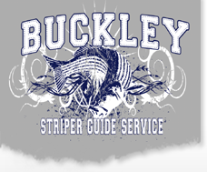 Buckley Striper Guide