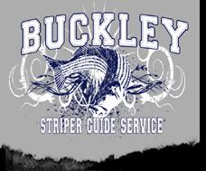 Buckley Striper Guide