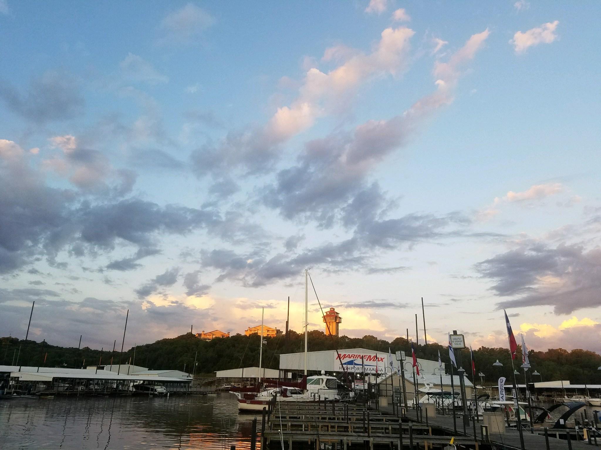 Lake Texoma History