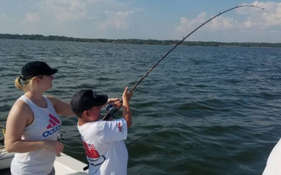 Lake Texoma Striper Report October 7, 2017